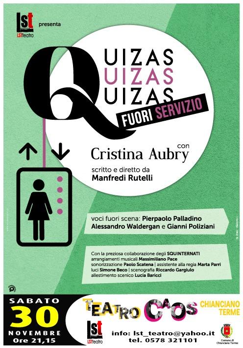Quizas, quizas, quizas... con Cristina Aubry