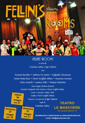 Fellini's Rooms (2018)